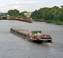 Obrazek: Urządzenia dla żeglugi śródlądowej
